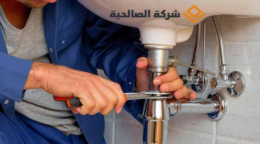 شركة فحص تسربات المياه بالرياض