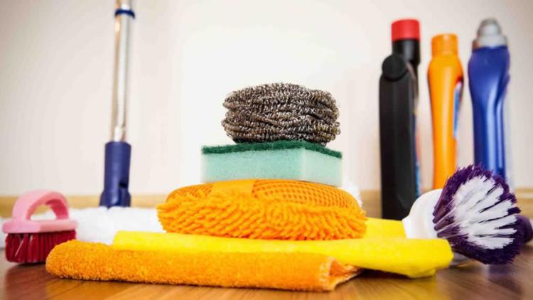 طريقة تنظيف البيت من الغبار