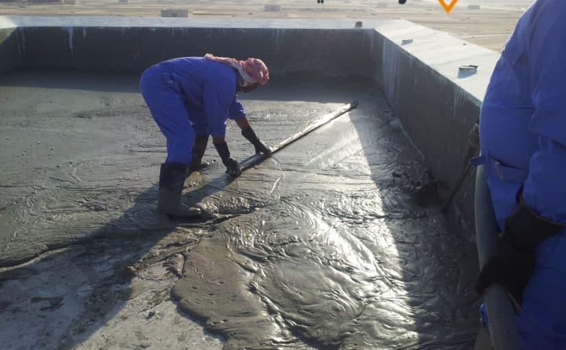 فوائد العزل المائي لحماية الأسطح من تسرب مياه الأمطار