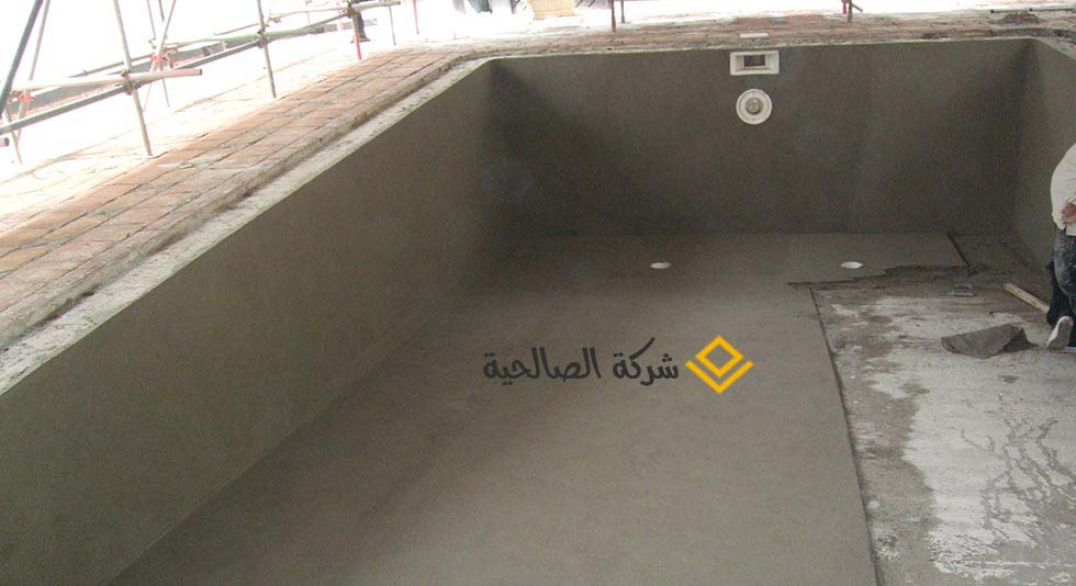 طرق ومواد عزل خزانات المياه الخرسانية من الداخل والخارج